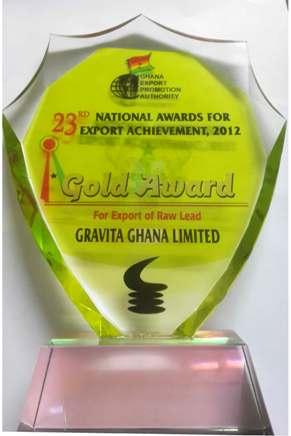 23rd Gold Awards 2013, Ghana