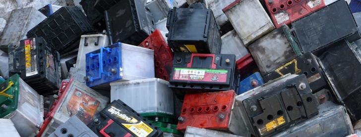 Lead battery Scrap