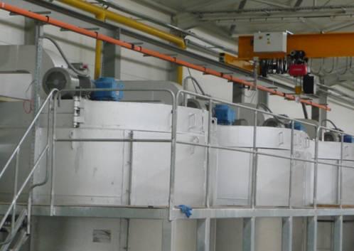 Lead Refining Kettle/ Furnace