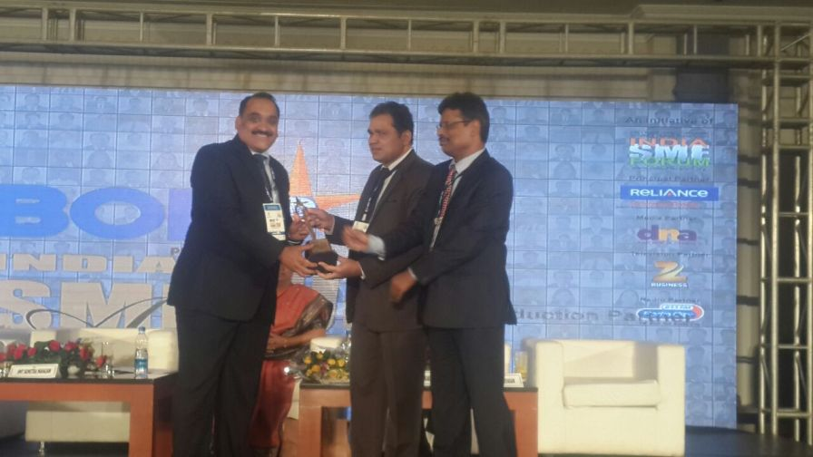 India SME 100 Award 2014