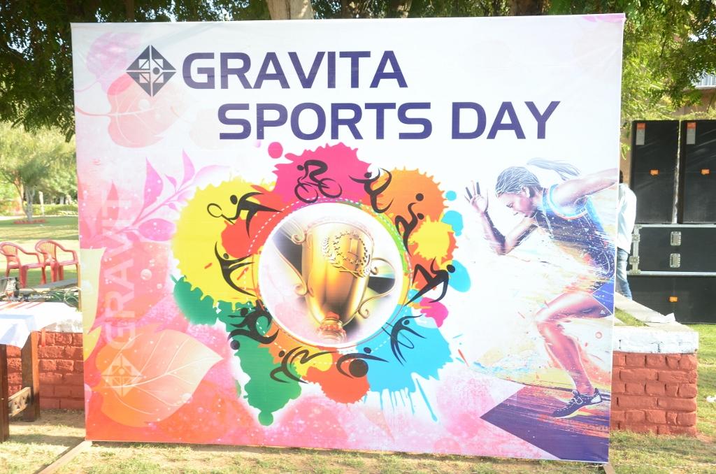 Gravita Sports Day 2016