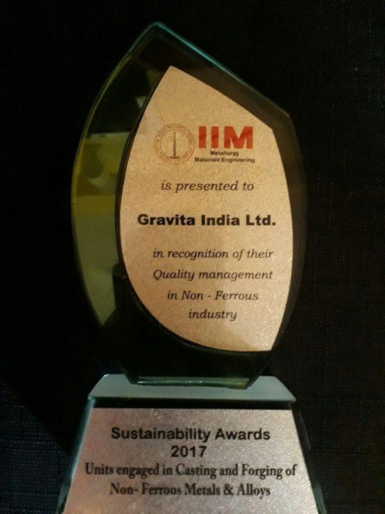 IIM Award 2017
