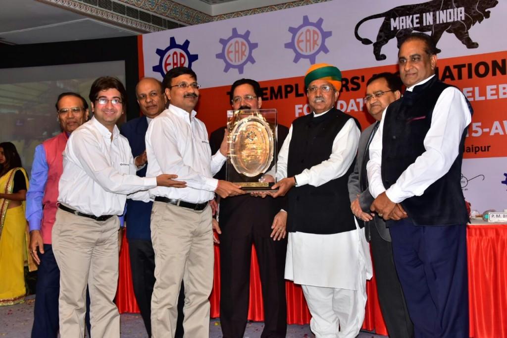 Best Employer Award 2015