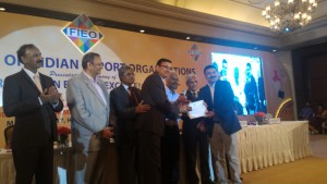 FIEO Silver Trophy for Export Excellence
