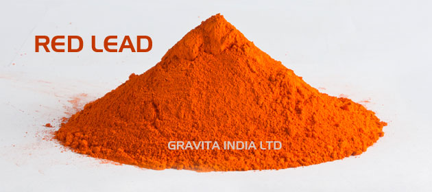 Red Lead Manufacturers in India