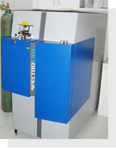 Spectrometer for Lead Quality Test